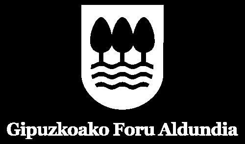 Gipuzkoako Foru Aldundiaren logotipoa